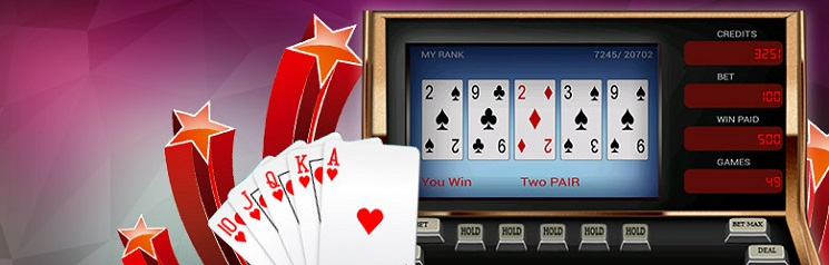 Online Video Poker - Synergy Casino